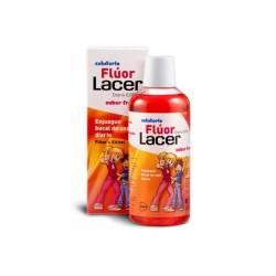 LACER COLUTORIO FLUOR FRESA 500 ML