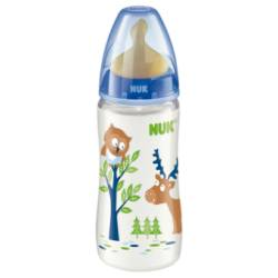 NUK BIBERON FIRST CHOICE 0% BPA LATEX T1 M 300 ML