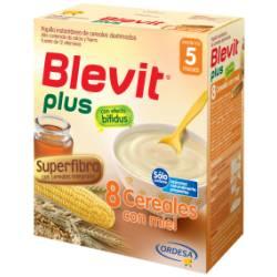 BLEVIT PLUS SUPERFIBRA 8 CERE/MIEL 700G