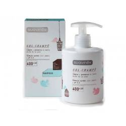 GEL CHAMPU BEBE 400ML SUAVINEX