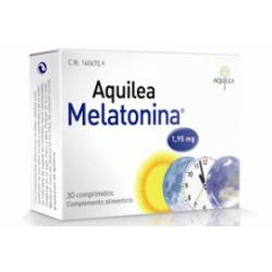 AQUILEA MELATONINA  1.95 MG 60 COMP KIT