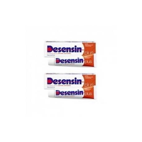 Desensin Plus pasta dental 2 X 150 ml. PROMOCION ESPECIAL