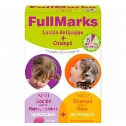 Fullmarks Locion 100 ml + champu 150 ml. PROMOCION ESPECIAL