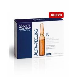 Martiderm Alfa-Peeling 10 ampollas