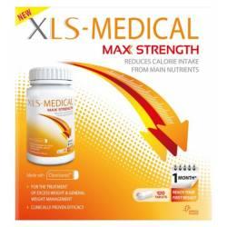 XLS MAX STRENGH  120 COMP