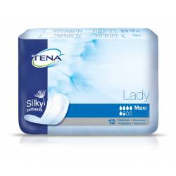 TENA LADY MAXI 12U