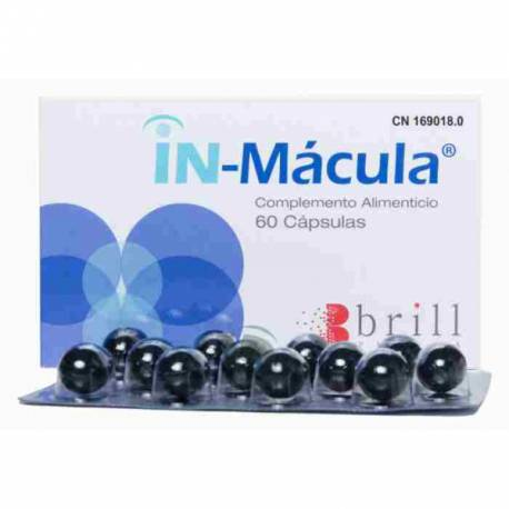 IN-MACULA  60 CAPS