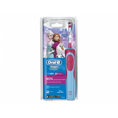 ORAL B VITALITY STAGES CEPILLO ELECTRICO FROZEN