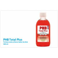PHB TOTAL PLUS COLUTORIO 500 ML